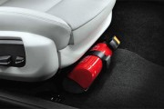 Bình chữa cháy trong ôtô đặt đâu để không bị nổ?