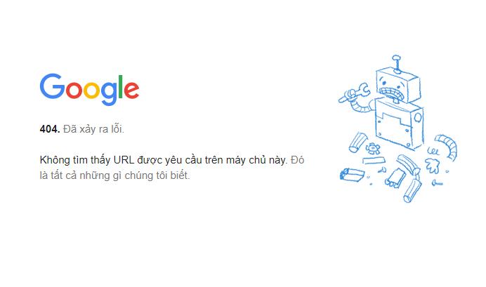 """Hướng dẫn sửa lỗi """"404. Đã xảy ra lỗi"""" khi tải ESigner.Chrome.TCT trên Chrome"""