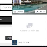 ứng dụng Facebook Livechat cửa sổ chát trên website của facebook